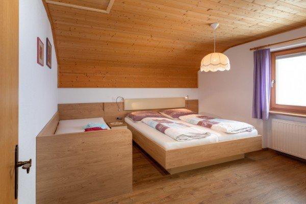 Foto della camera Appartamenti in agriturismo Melaghof