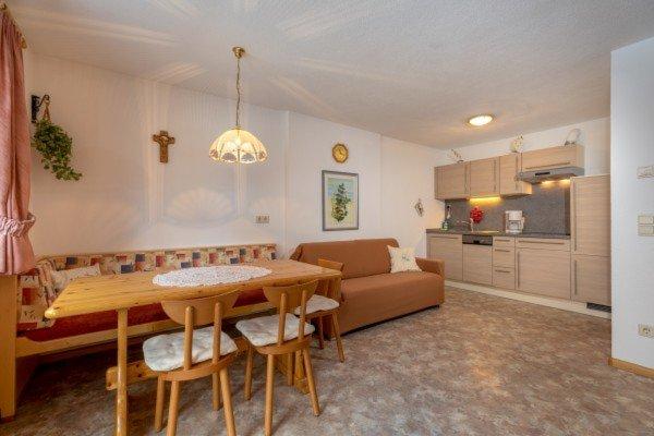 Foto della cucina Melaghof