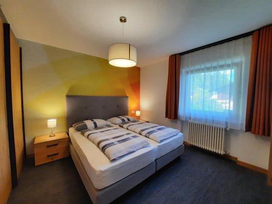 Foto della camera Appartamenti in agriturismo Spinhof