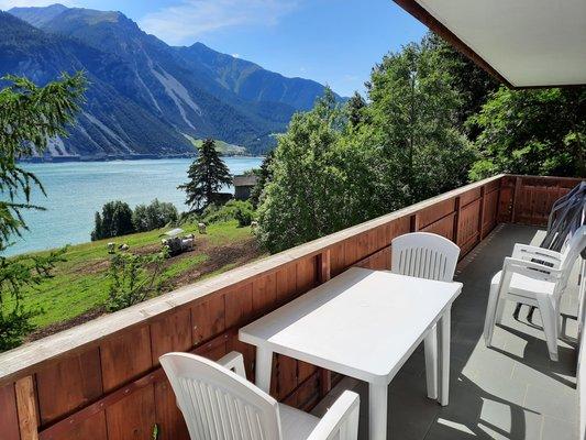 Foto del balcone Spinhof
