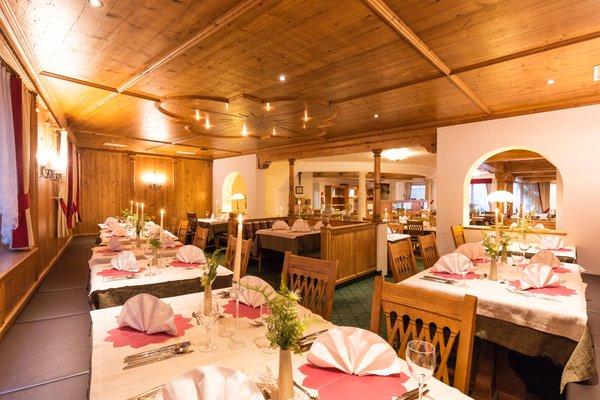 Il ristorante Sluderno Engel
