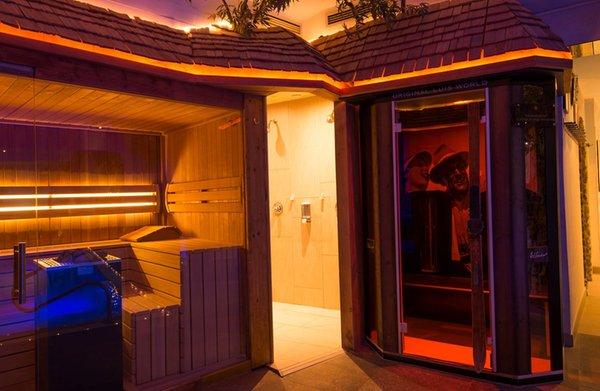 Foto della sauna Sluderno