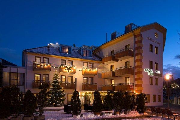 Foto invernale di presentazione Engel - Hotel 4 stelle