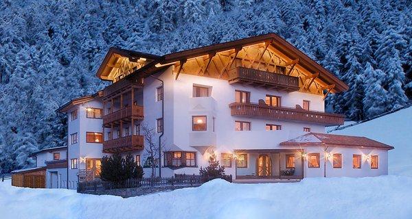 Foto invernale di presentazione Glieshof - Hotel 3 stelle sup.