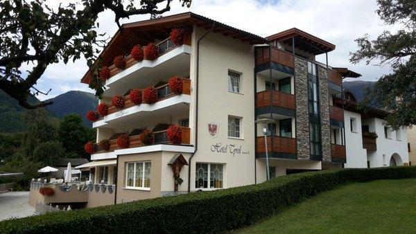 Foto estiva di presentazione Tyrol - Hotel 3 stelle