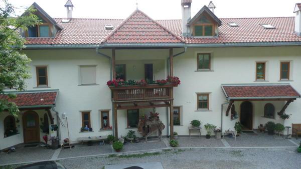 Foto esterno in estate Patztauhof