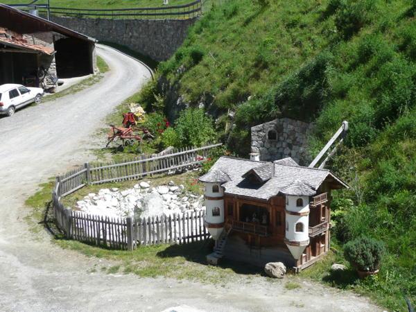 Foto del giardino Sluderno