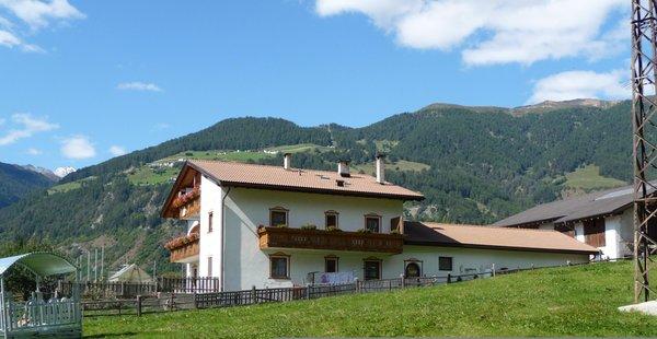 Foto esterno in estate Walterhof