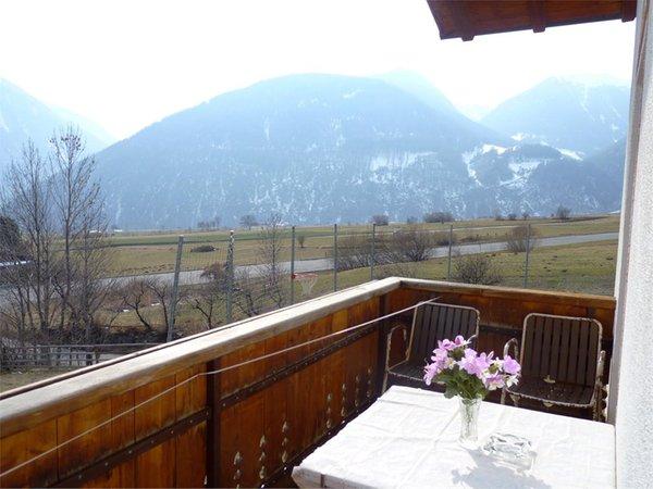 Foto del balcone Walterhof