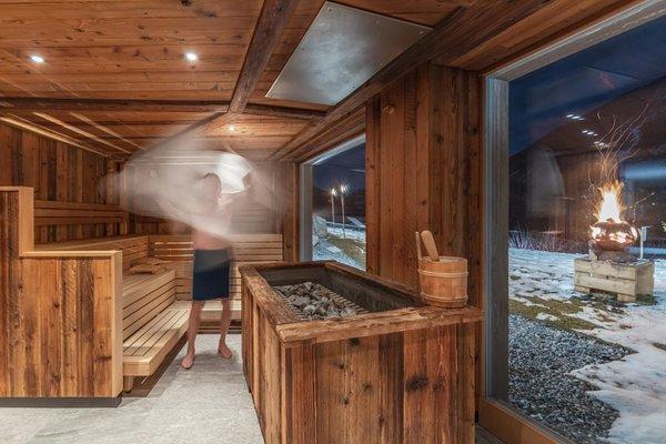 Foto della sauna Tubre in Val Monastero