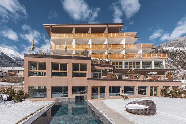 Foto invernale di presentazione Tuberis Nature & Spa Resort