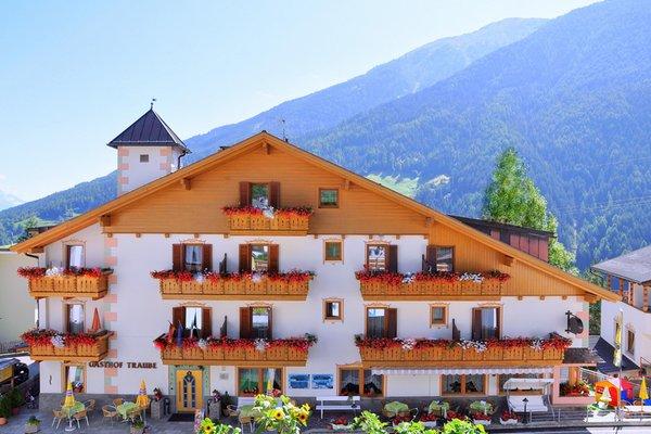 Foto estiva di presentazione Traube - Hotel 3 stelle