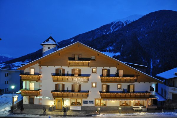 Foto invernale di presentazione Traube - Hotel 3 stelle
