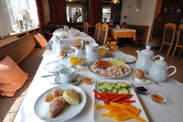 La colazione Traube - Hotel 3 stelle