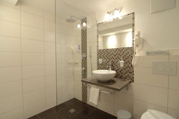 Foto del bagno Hotel Traube