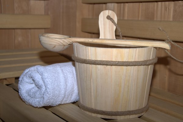 Foto della sauna Stelvio