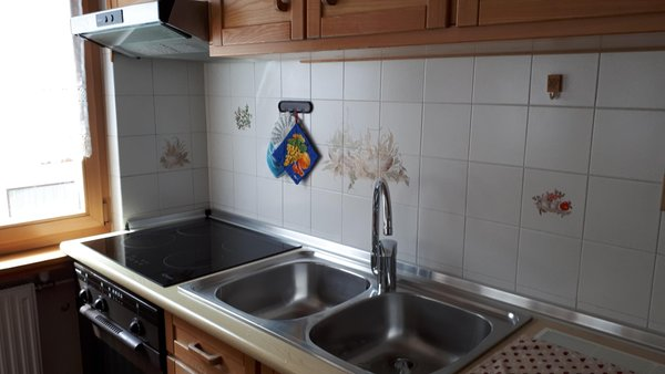 Photo of the kitchen Casa Salvan