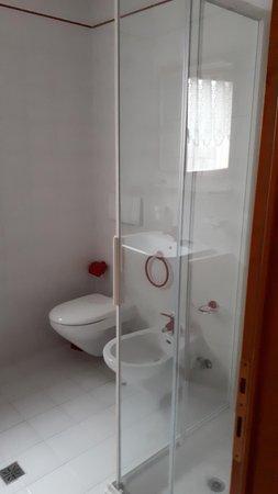 Photo of the bathroom Apartments Casa Salvan