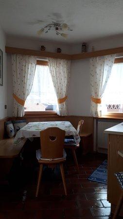 The living area Apartments Casa Salvan