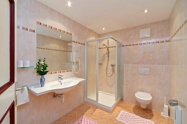 Foto del bagno Hotel bei MARTIN's