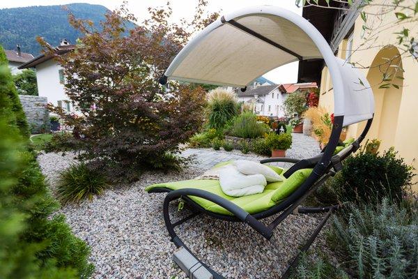 Foto del giardino Morter (Laces - Val Martello)