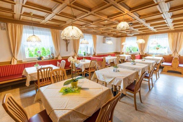 Il ristorante Morter (Laces - Val Martello) bei MARTIN's
