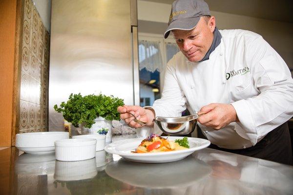 Ricette e proposte gourmet bei MARTIN's