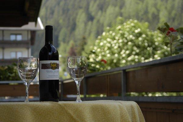 Foto del balcone Haus Lampacher