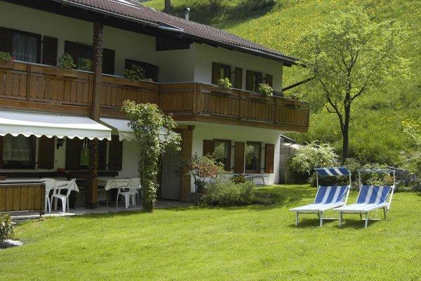 Foto esterno in estate Haus Lampacher