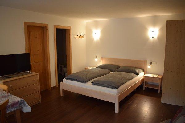 Foto della camera Appartamenti in agriturismo Mairulrich