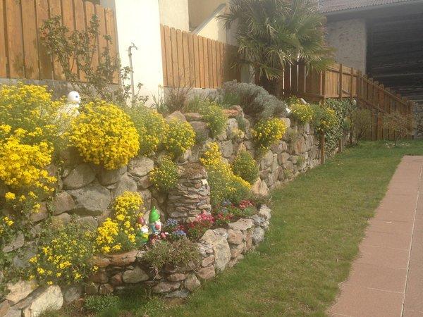 Foto del giardino Castelbello - Ciardes