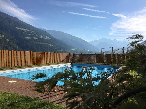La piscina Schönblick - Appartamenti 3 soli