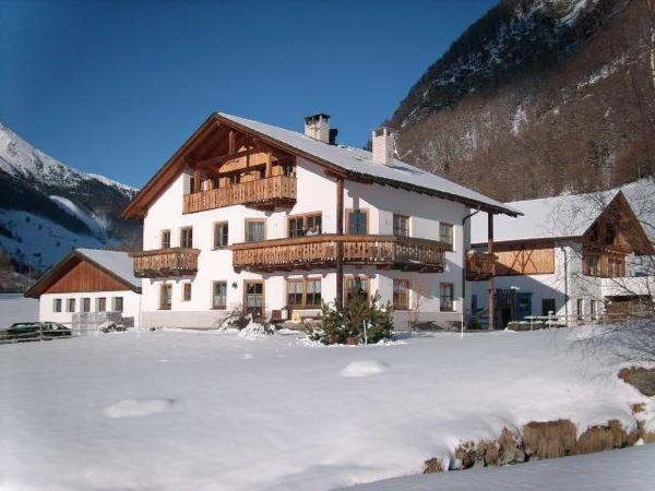 Foto invernale di presentazione Tumpaschin - Hof - Appartamenti in agriturismo 3 fiori