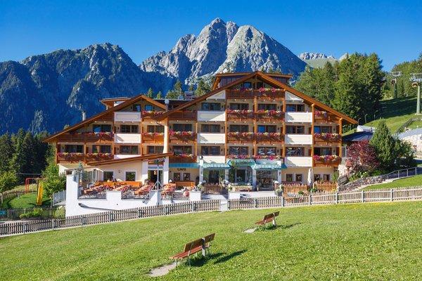 Foto estiva di presentazione Falzeben - Hotel 4 stelle