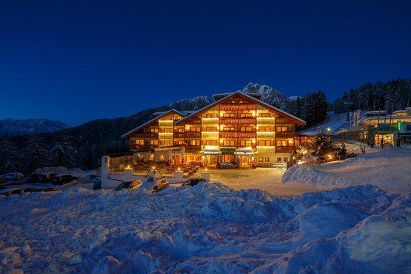 Foto invernale di presentazione Falzeben - Hotel 4 stelle