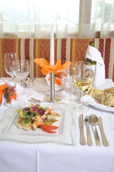 Il ristorante Avelengo Sonnenheim