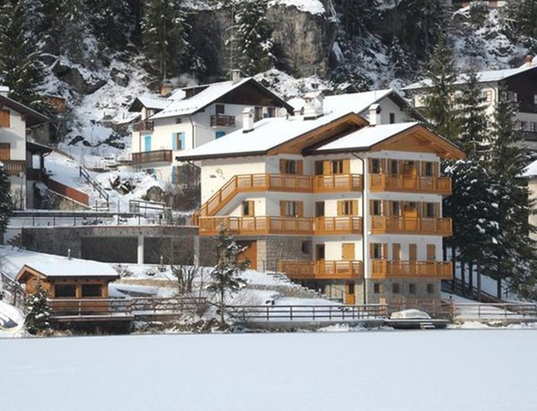 Winter presentation photo Apartments Villa Edelweiß
