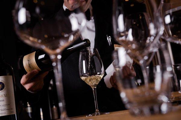 La cantina dei vini San Cassiano Diamant