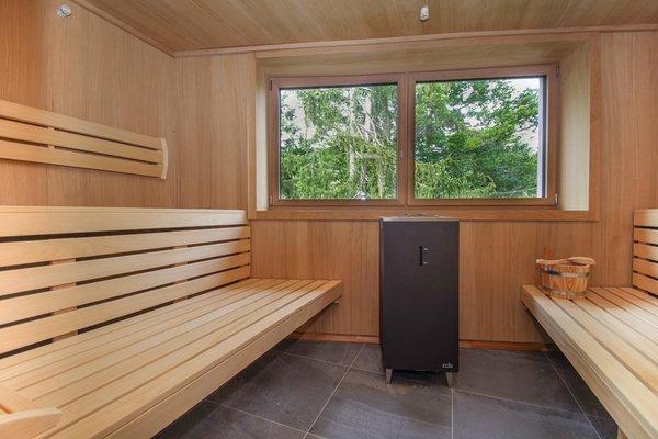 Foto della sauna Avelengo