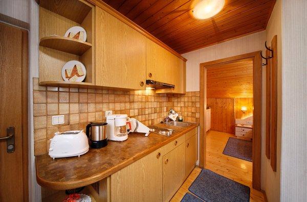 Foto della cucina Steinerhof