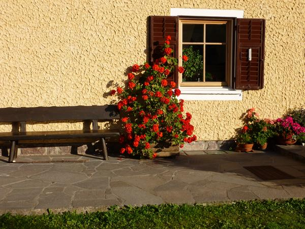Foto del giardino Avelengo