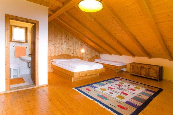 Foto della camera Appartamenti in agriturismo Nusserhof