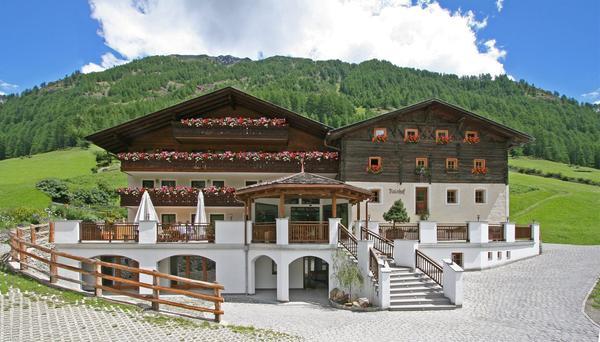 Foto estiva di presentazione Rainhof - Hotel 3 stelle