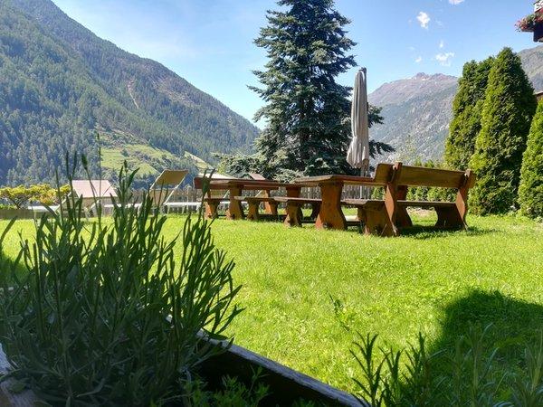 Foto del giardino Monte Santa Caterina