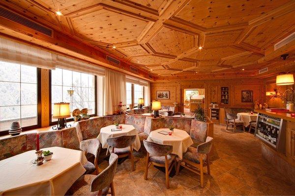 Il ristorante Monte Santa Caterina Am Fels