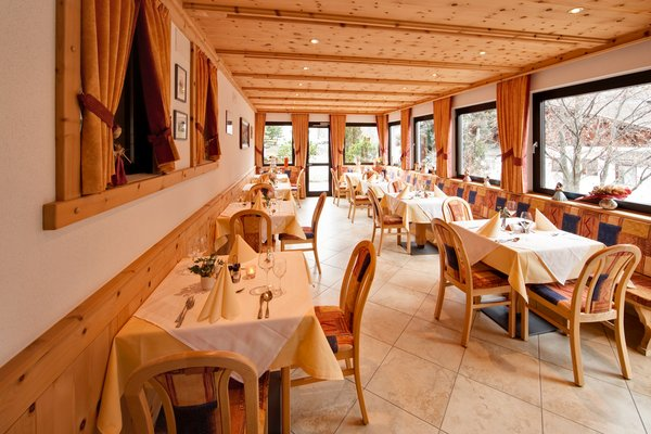 The restaurant Monte Santa Caterina / Katharinaberg Am Fels