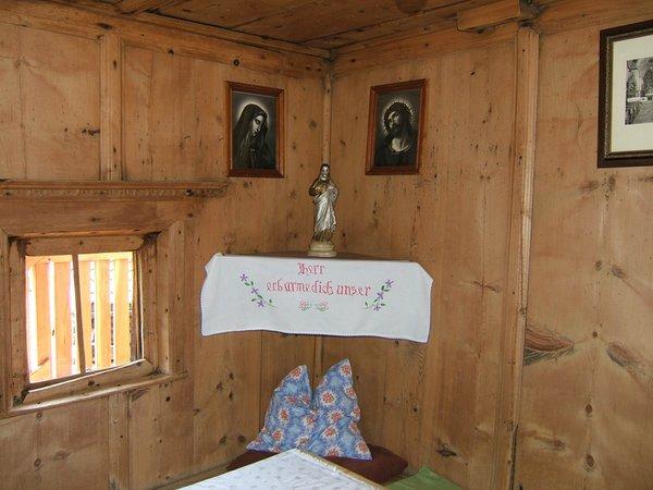 Foto della camera Camere + Appartamenti in agriturismo Untervernatschhof