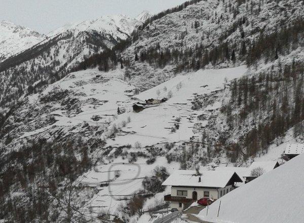 Foto invernale di presentazione Untervernatschhof - Camere + Appartamenti in agriturismo 3 fiori