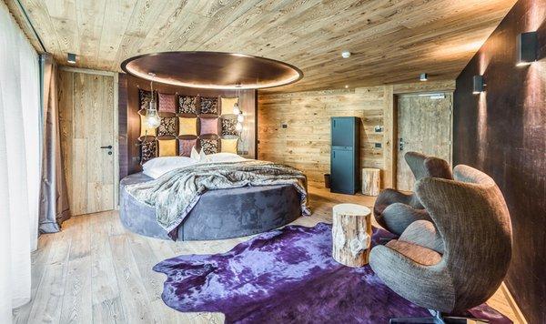 Foto della camera Dolomiti Wellness Hotel Fanes