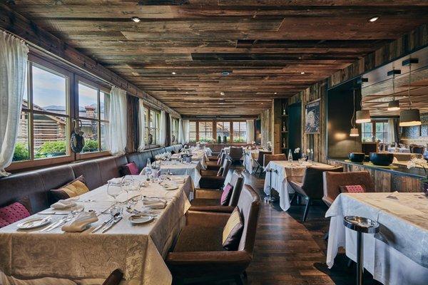 Il ristorante San Cassiano Dolomiti Wellness Hotel Fanes